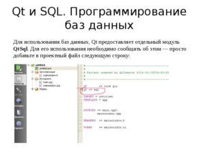 Программисты баз данных