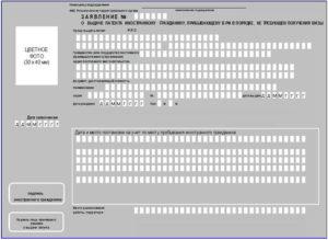 Утвердили новые формы заявлений о выдаче патента иностранцам