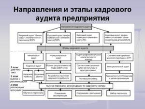 Аудит кадровых процессов