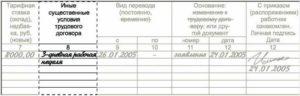 Нумерация трудовых договоров в 2021 году