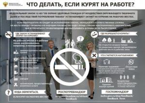 Можно ли наказать работника за нарушение правил курения?