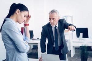Наказание работника за невежливое отношение к клиентам
