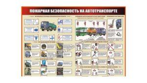 Введены новые требования по охране труда на автотранспорте
