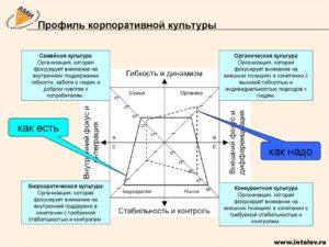 Корпоративная культура: понять и измерить