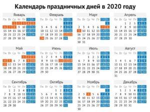 Входят ли праздничные дни в отпуск в 2021 году
