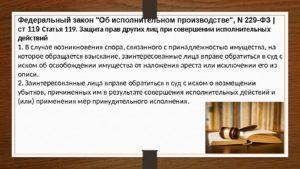 Федеральный закон № 229-ФЗ от 02.10.2007