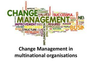 Несколько слов о change-management