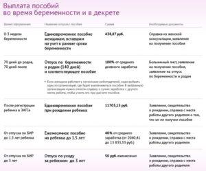Декретные выплаты для ИП в 2021 году и другие пособия