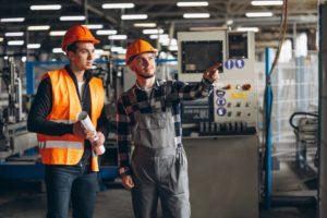 Продвижение рабочих на промышленных предприятиях