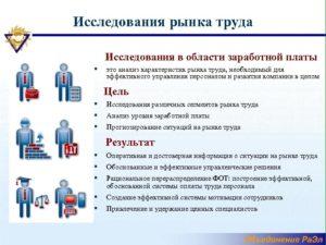 Обзор рынка оплаты труда