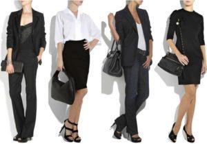 Как составить гардероб деловой женщины