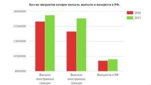 Труд иностранных граждан на территории РФ в 2021 году
