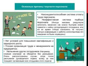 Можно ли контролировать текучесть персонала?
