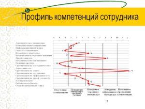 Профиль компетенций супервайзера