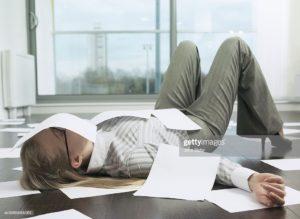 Можно ли вылечить трудоголика?