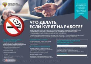 Как ограничить курение на территории компании?