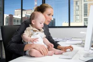 Увольнение женщины с ребенком до 3 лет в 2021 году