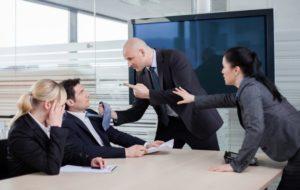 Конфликт в компании: роль HR-менеджера