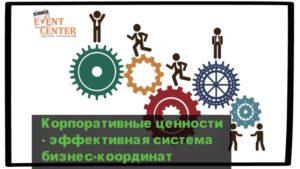 Корпоративные ценности как система координат для бизнеса