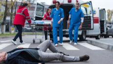 Несчастный случай на производстве по дороге на работу