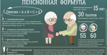 Пенсионные баллы отменят сразу после повышения возраста